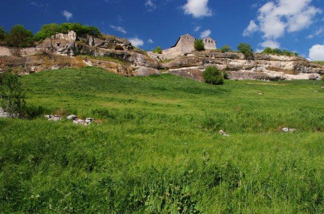 Пещерный город-крепость Чуфут-Кале