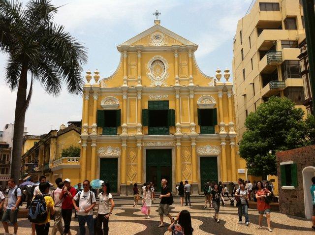 Церковь Святого Доминика, Макао