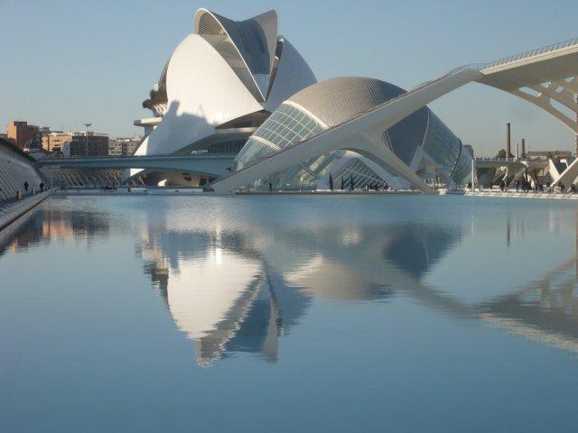 Город искусств и наук, Валенсия