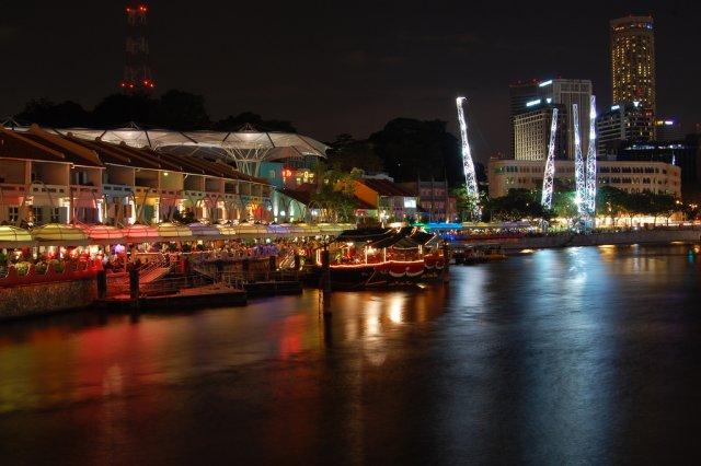 Набережная Кларк-Ки, Сингапур