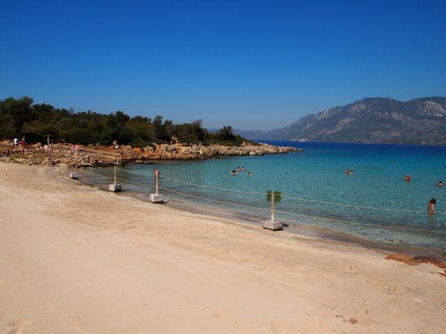 Остров Клеопатры, Мармарис