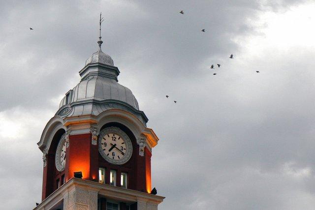 Часовая башня Варны