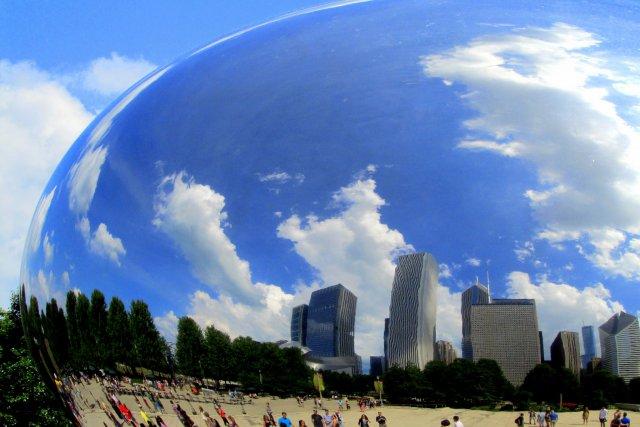 Облачные врата, Чикаго