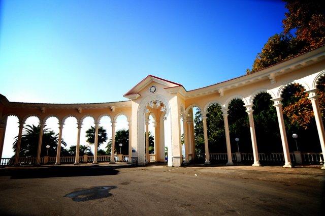 Колоннада, Гагра