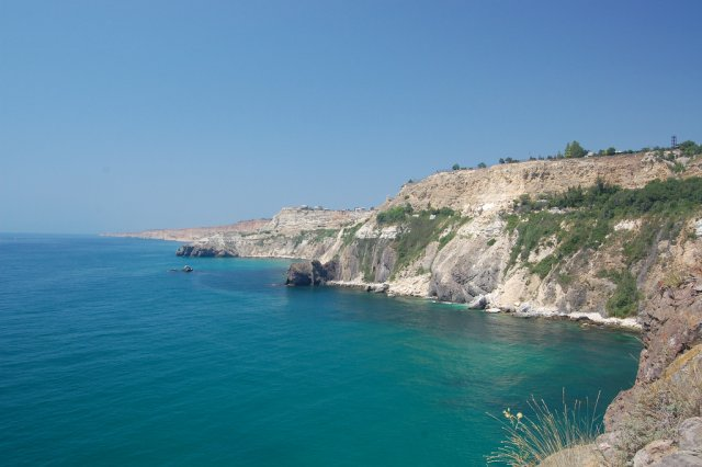 Пейзажи Крыма, Украина