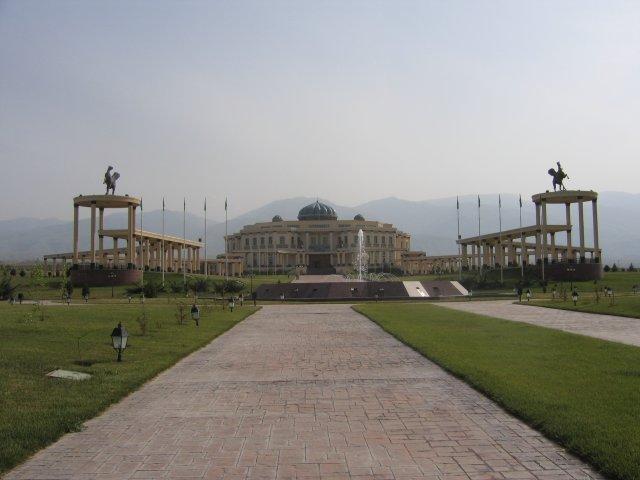 Государственный музей Государственного культурного центра Туркменистана, Ашхабад