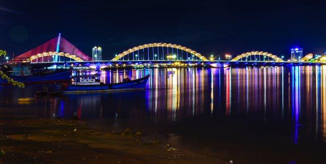 Мост Дракона, Дананг