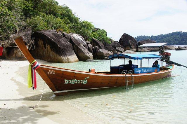 Лодка для снорклинга