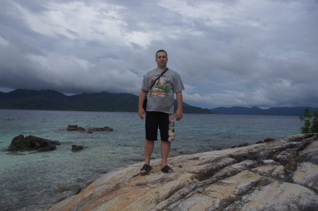 Остров Заповедника Тарутао