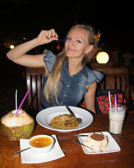 Ресторан отеля Bundhaya, Ко Липе