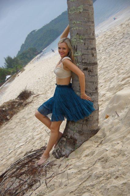Лангкави, пляж Ченанг