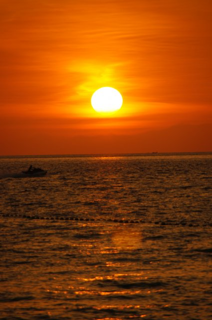 Красивейший закат