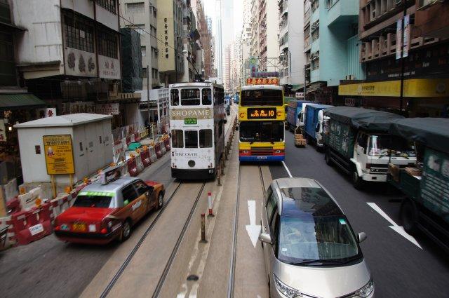 Транспорт Гонконга