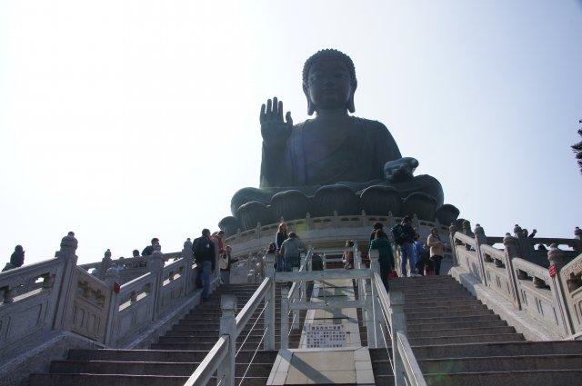 Статуя Большого Будды, Гонконг