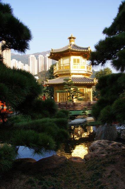 Парк Нан Лиан (Nan Lian Garden), Гонконг