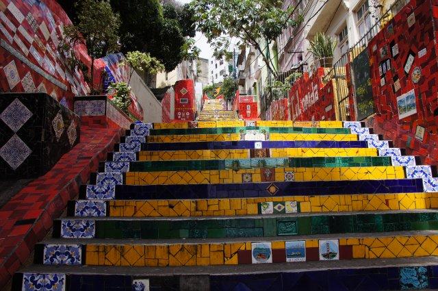 Лестница Селорона, Рио