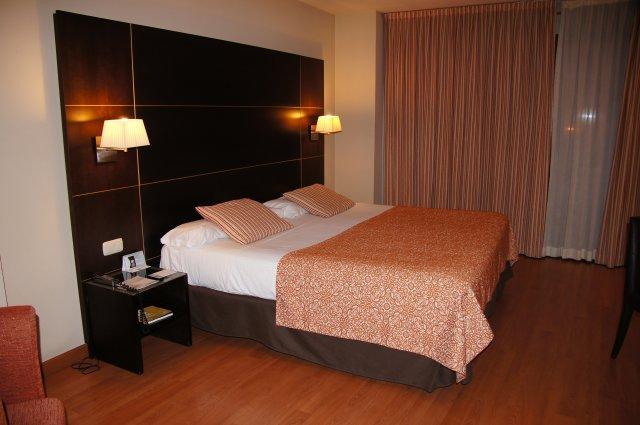 Номер отеля Eurostars Plaza Acueducto 4* в Сеговии