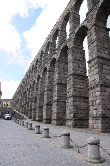 Римский Акведук Сеговии
