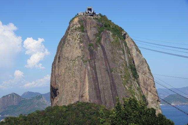 Сахарная Голова, Рио