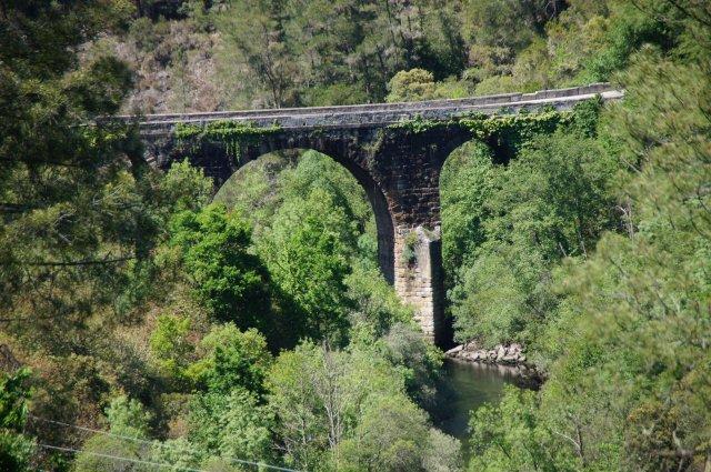 Древний римский мост
