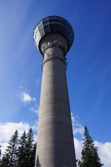 Башня Пуйо, Куопио