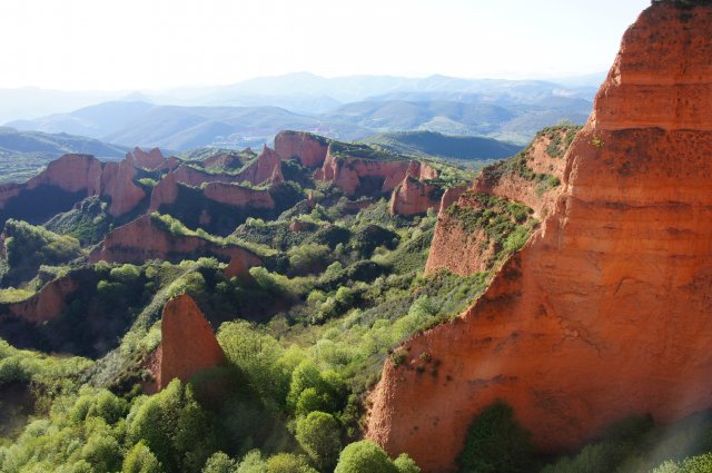 Las Medulas, Испания