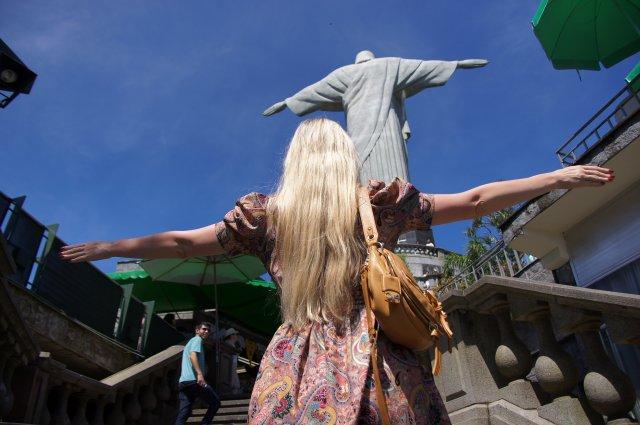 Статуя Христа-Искупителя, Рио
