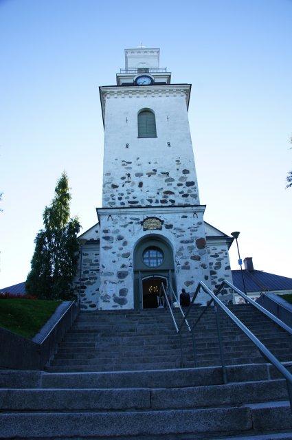 Лютеранская церковь в Куопио