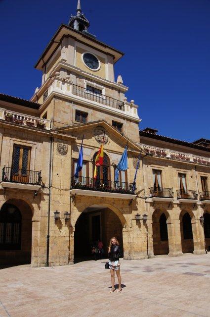 Овьедо, Испания