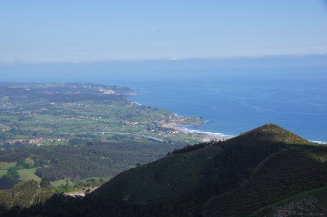 Атлантический океан, Испания