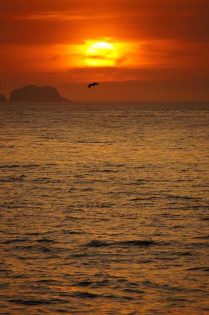 Закат на Ипанеме, Рио