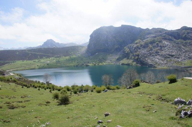 Озёра Ковадонги, Испания
