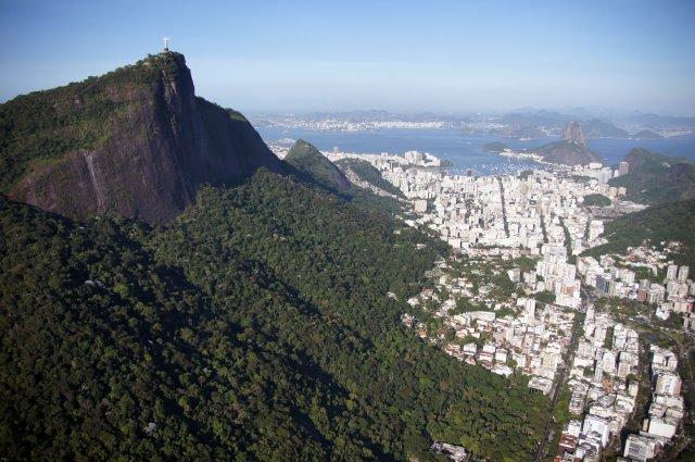 Вертолетная экскурсия над Рио