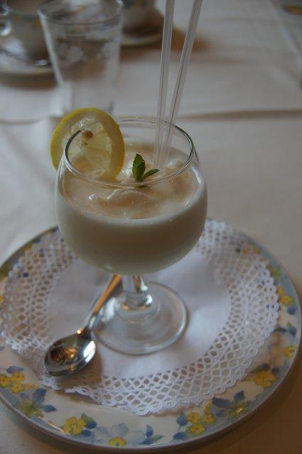 Лимонный Sorbete