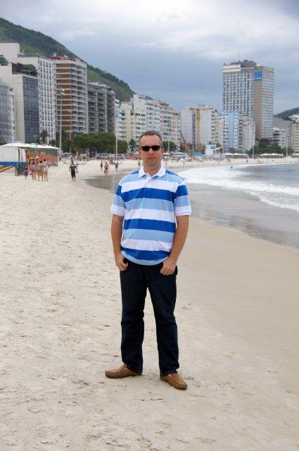 Копакабана, Рио