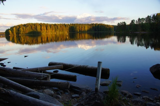 Озеро Каллавеси