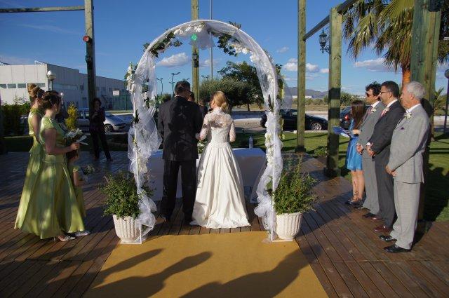 Свадебная церемония, Испания
