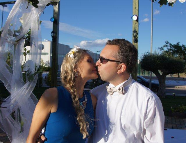 На свадьбе в Тотане, Испания