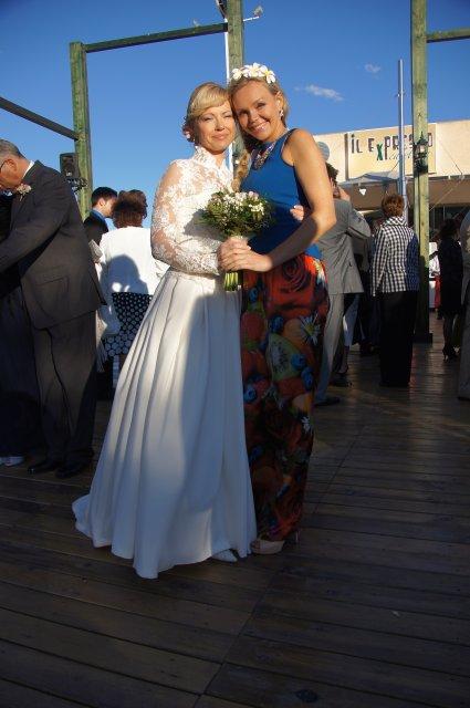 Свадьба Елены и Франсиско, Испания
