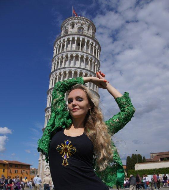 Падающая башня, Пиза