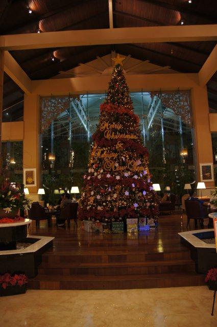 Праздничный холл отеля Royal Chulan 5*, Куала-Лумпур