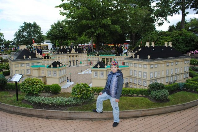 Парк Леголэнд, Дания