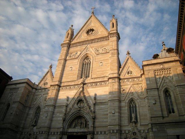 Собор Святого Януария, Неаполь