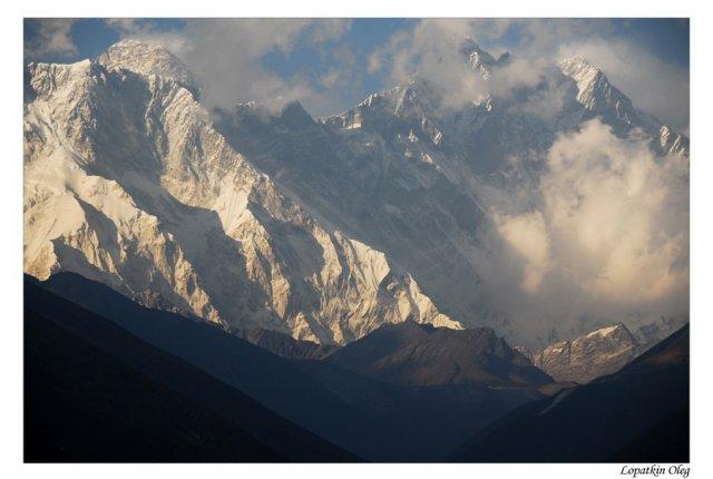 хребет Эвереста