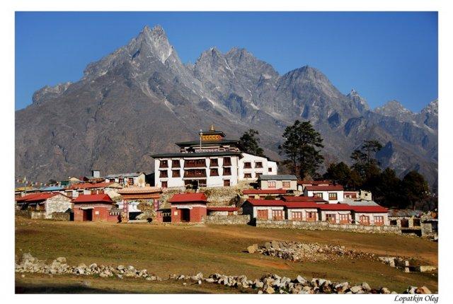 Монастырь Teng Boche