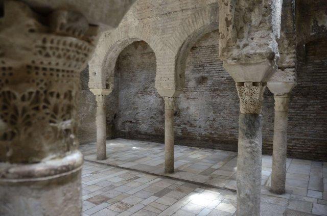 Мавританские бани Эль-Баньюэло, Гранада