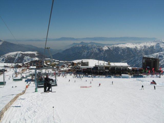 Эль-Колорадо, Чили