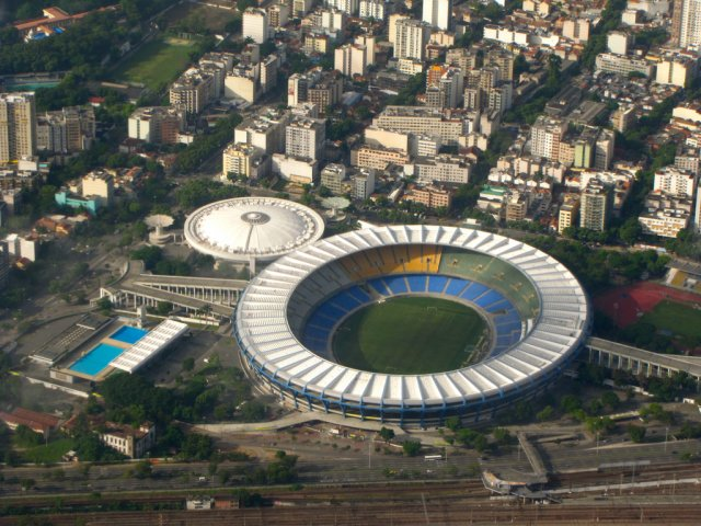 Стадион Маракана, Рои-де-Жанейро