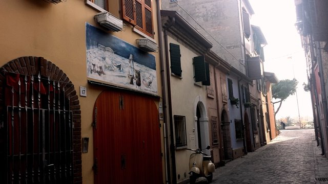 Квартал Федерико Феллини, Римини