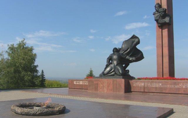 Парк Победы, Уфа